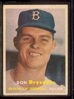 Don  Drysdale (Brooklyn Dodgers)